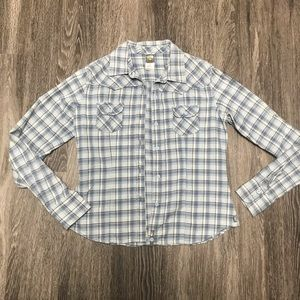 The North Face womens A5 series flannel